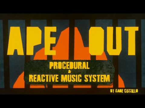 Ape Out - Reactive Music System