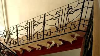 Перила 88  Кованые на лестнице из дерева Днепропетровск фото перила из ковки на деревянную лестницу(посмотреть Кованые на лестнице из дерева Днепропетровск фото перила из ковки на деревянную лестницу здесь..., 2016-11-04T12:51:00.000Z)
