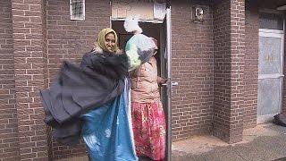 Deutschland: Flüchtlinge werden in Containern untergebracht - reporter