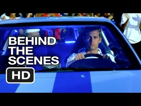 2 Fast 2 Furious Behind The Scenes - Brian O