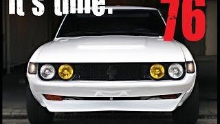 Rare Forgotten True Hardtop ~ Toyota Celica GT Classic
