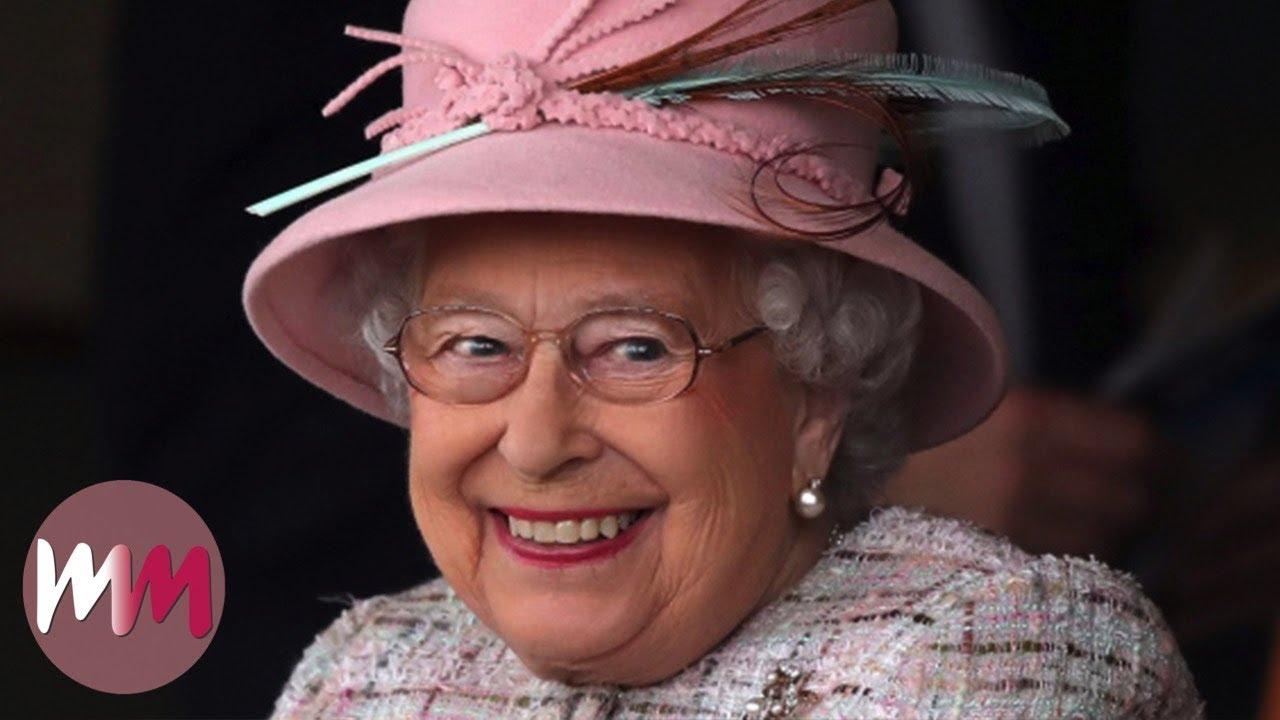 Queen Elizabeth's Top 10 Most Candid Photos