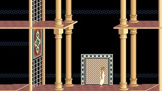 Prince of Persia 1 - Mirrored Levels (Jordan Mechner,) - Level 05