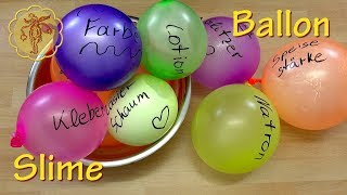 Slime: Ballon-Slime