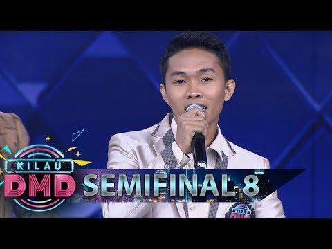 TERBAIK! Abdi Asal Makassar Suaranya Makin Maknyus! - Semifinal Kilau DMD (3/4)