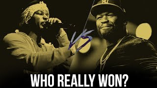 50 Cent Vs. Cam'ron: Who REALLY Won?