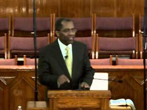 """Burden Lifting Time""  Elder Michael Jenkins"