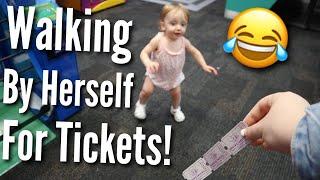 She Can Walk!!! | Teen Mom Vlog