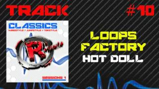 "Track #10 - Loops Factory ""Hot Doll"""