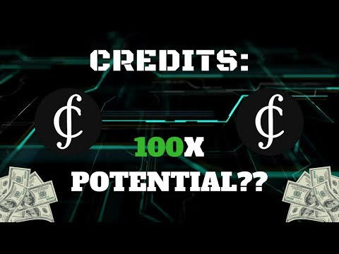 WILL CREDITS (CS) 100X?? IS IT WORTH INVESTING?