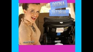 Mini Mama presents the Doona Tutorial by Terra Jole