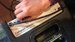 AER Compact Mobile2 Test 원미사운드