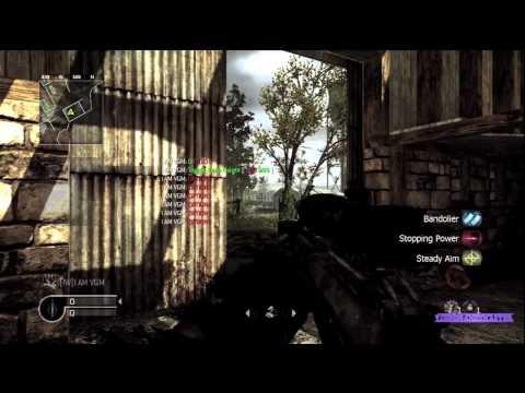 Call Of Duty 4:Modern Warfare Mod Menu