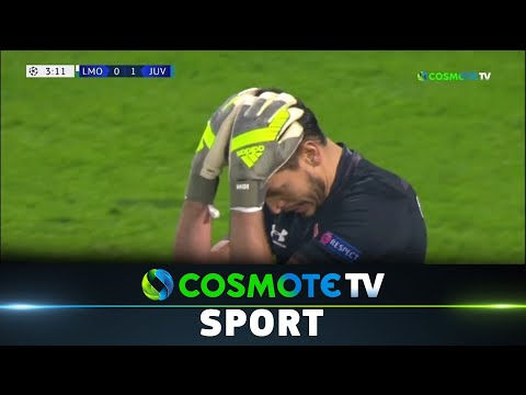 Λοκομοτίβ Μ. - Γιουβέντους (1-2) Highlights-UEFA Champions League 2019/20 - 6/11/19 | COSMOTE SPORT