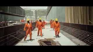 Qatar Rail Construction Progress
