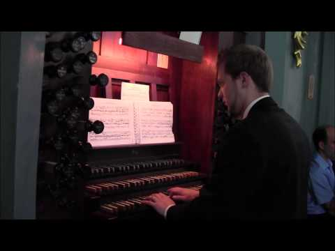 J S Bach Es ist das Heil uns kommen her BWV 638 aus dem Orgelbüchlein