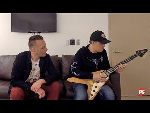Joe Bonamassa Chats with Premier Guitar on 2017 Summer Tour
