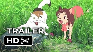 Wolf Children Official Trailer 1 (2013) - Family Anime Movie HD