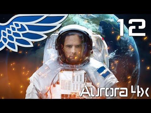 AURORA 4X   Extra-Solar Colony Part 12 - Aurora 4x Let's Play Tutorial Gameplay