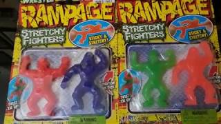 Wrestle Rampage Stretchy Fighters