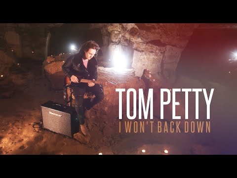 Tom Petty Tribute  I Won't Back Down Chris Buck