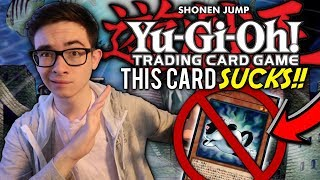 "The Yu-Gi-Oh! ""Frog Support"" NOBODY Asked For!!"