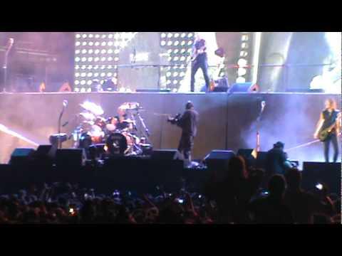 Metallica Live @ Quebec 2011 - One