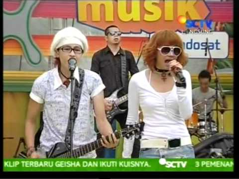 THE VIRGIN - DEMI NAMA CINTA Live performed di INBOX (Courtesy SCTV)