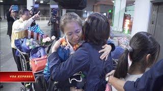 Truyền hình VOA 19/10/18: Mẹ Nấm tại Mỹ: Sẽ không 'lặng thinh'