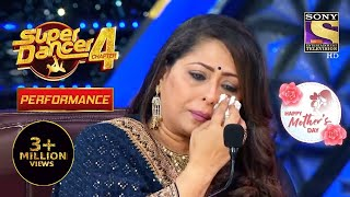 Mother's Day पे Geeta माँ हुई Emotional | Super Dancer 4 | सुपर डांसर 4 | Mother's Day Special