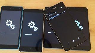 Windows 10 Mobile build 14322 hands on