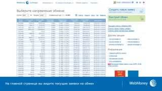 Обмен WebMoney на WM exchanger ru(, 2014-10-31T18:30:53.000Z)
