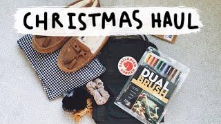 CHRISTMAS HAUL 2017 🌻🍋 // Amanda Rose