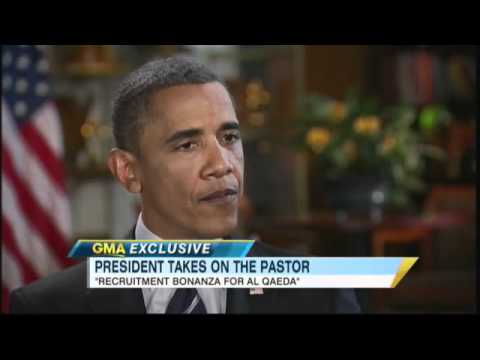 Obama: Pastor