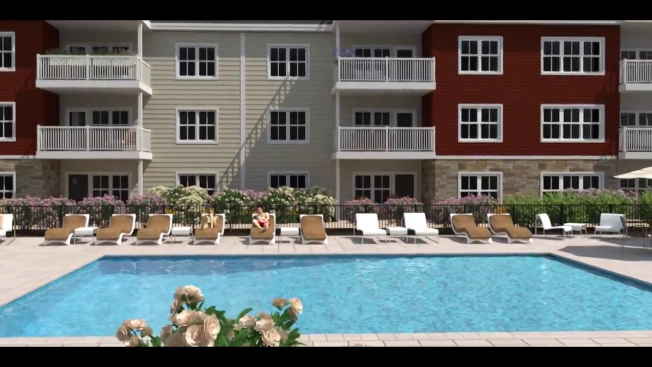 Hudson Square Apartments Cohoes NY A Prime Companies Community