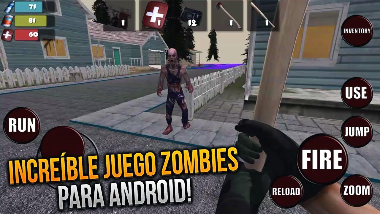 Descarga Epico Juego De Zombies Mundo Abierto Estilo Dayz Para