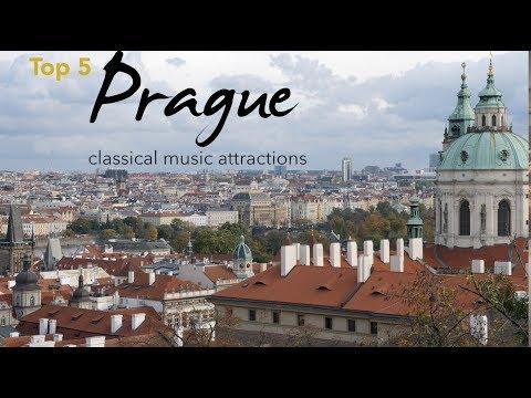 Prague, Czech Republic: Classical Music Attractions (Top 5)