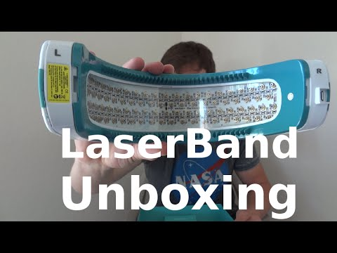 HairMax Laserband 82 Unboxing