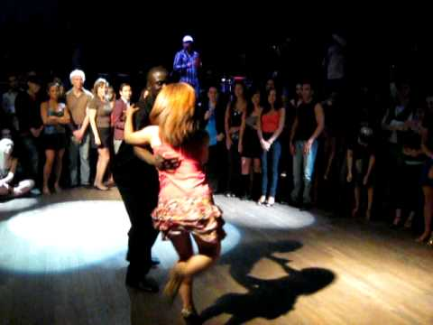 6 Degree Salsa Competition 2012 Pre-lim Fiona & Lee