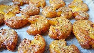 ВЫ влюбитесь в ЭТОТ РЕЦЕПТ! ОЧЕНЬ ВКУСНЫЙ запеченный картофель в духовке