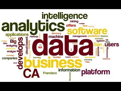 What's difference?(Big data, predictive analytics, data science, data mining, business intelligence)