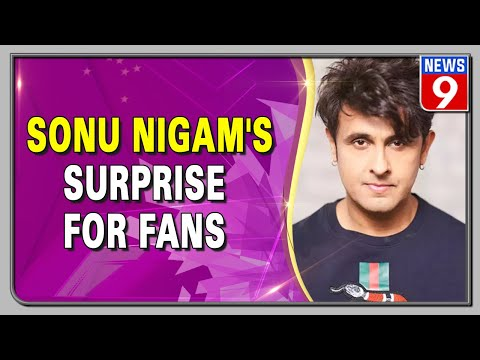 Sonu Nigam All Set To Work With...