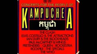 Crawling From The Wreckage by Rockpile.  Live 1979. Kampuchea Concert.