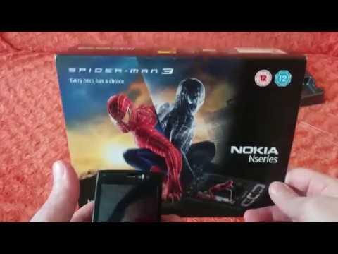 Купил Nokia n95 8gb
