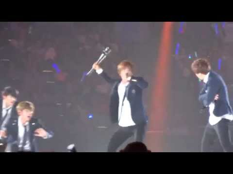 140810 - BTS - Attack on Bangtan 진격의 방탄 @ M! Countdown KCON 2014