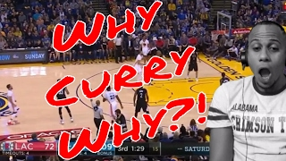 Steph Curry 43 Pts - Full Highlights - Clippers vs Warriors : Why Steph Bodied them like that