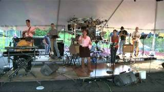 "ReneMarie Sings-""The National Athem""  Language of Love Softball Marathon"