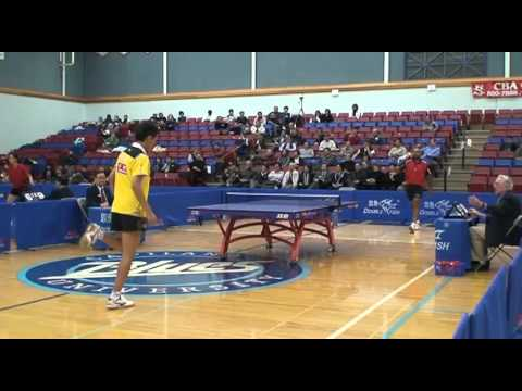 (TM) WU Hao vs PETER-PAUL (2) - 2010 China vs Cana...