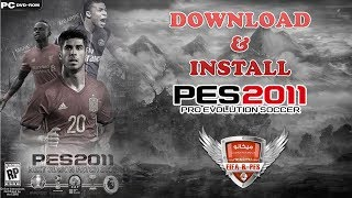 PES 2011 Next Season Patch 2018 • Download & Install • (PC/HD)