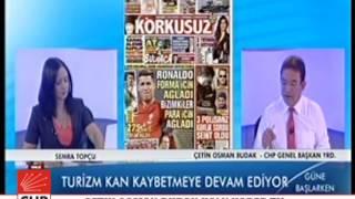ÇETİN OSMAN BUDAK HALK HABER TV 12/06/2016